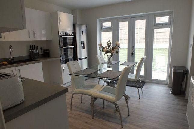 Kitchen/Diner of Carsington Drive, Sandyford, Stoke-On-Trent ST6