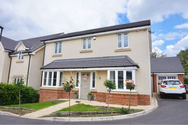 Thumbnail 4 bedroom detached house for sale in Awebridge Way, Gloucester
