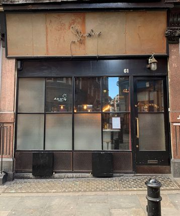Thumbnail Restaurant/cafe to let in Rupert Street, London