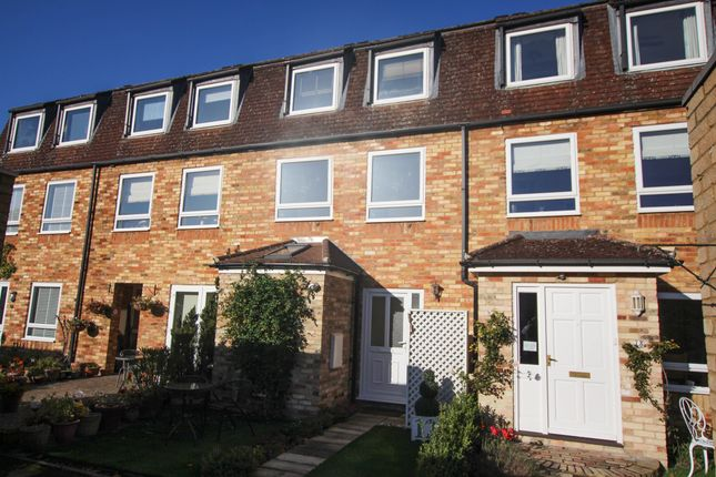 Thumbnail Town house for sale in Jacksons Way, Fowlmere, Royston