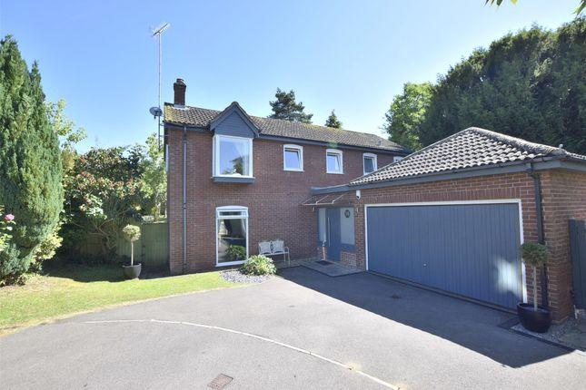 Thumbnail Detached house for sale in Pine Trees, Charlton Kings, Cheltenham, Gloucestershire