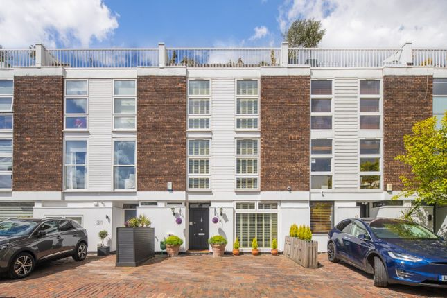 Thumbnail Terraced house for sale in Quickswood, Primrose Hill, London