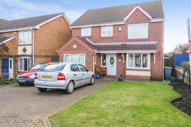 Thumbnail Detached house for sale in Littlehey Close, Maltby, Rotherham