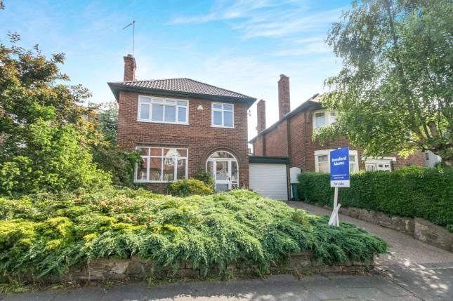 Thumbnail Detached house for sale in Sandy Lane, Chester, Cheshire