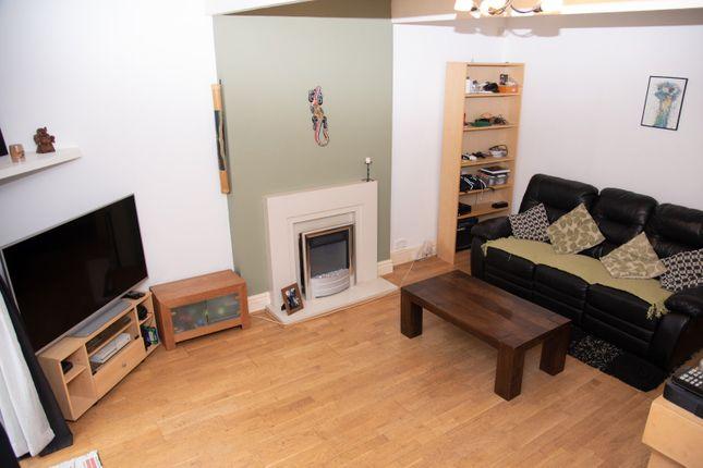Living Room of Yews Hill Road, Lockwood, Huddersfield, West Yorkshire HD1