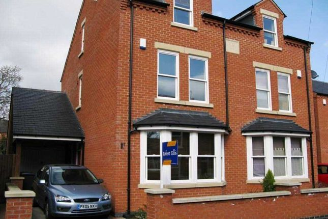 Thumbnail Semi-detached house for sale in Middleton Street, Beeston