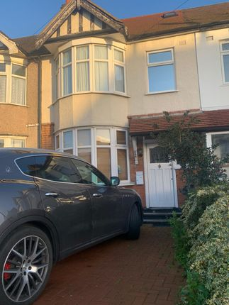 Thumbnail Semi-detached house to rent in Fencepiece Road, London