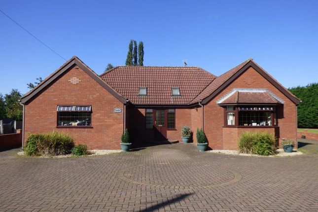 Thumbnail Detached bungalow for sale in Mosscar Bungalow And Spion Kop Fisheries, Mansfield Road, Warsop