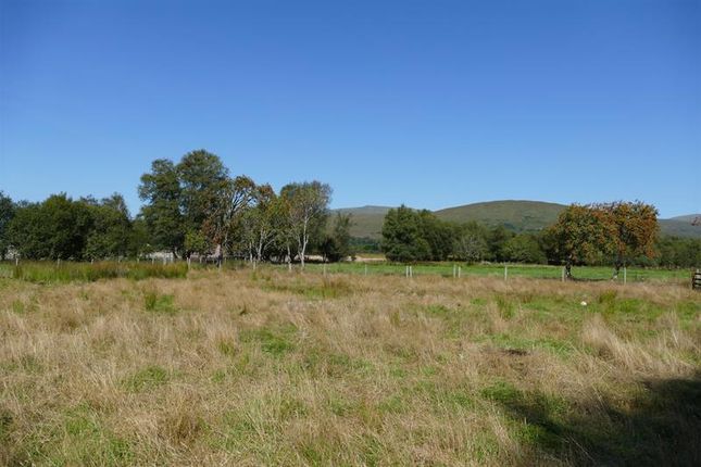 Thumbnail Land for sale in Fort William