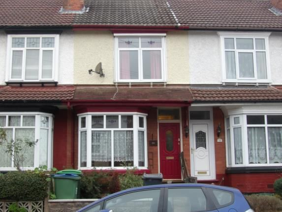 Terraced house in  Galton Road  Smethwick  West Midlands  Birmingham