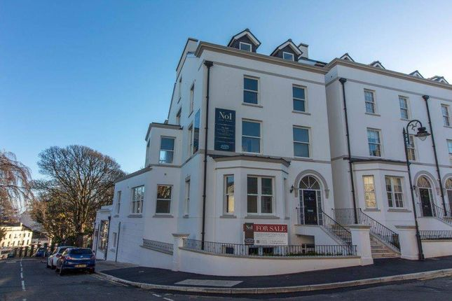Thumbnail Town house for sale in 1 Derby Square, Douglas