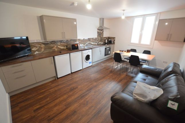 Thumbnail Flat to rent in Rutland Street, City Centre