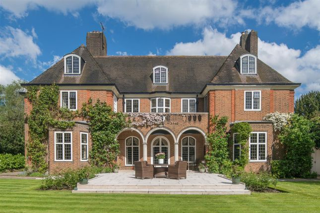 Thumbnail Detached house for sale in Hampstead Garden Suburb, London