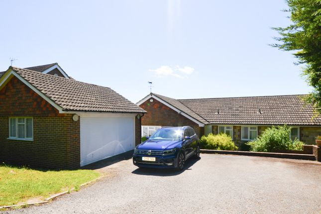 Thumbnail Detached bungalow to rent in Rectory Lane, Pulborough
