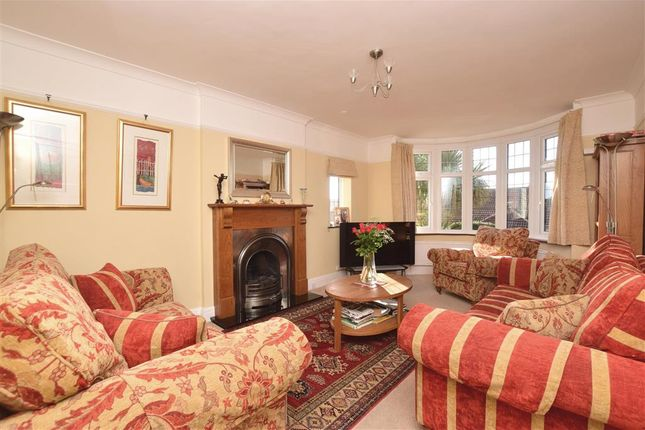 Thumbnail Detached house for sale in Cumberland Avenue, Broadstairs, Kent