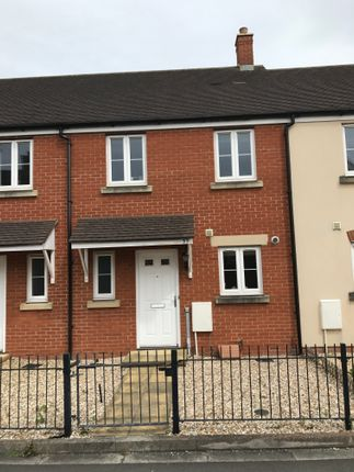 Thumbnail Terraced house to rent in Irons Way, Weston-Super-Mare