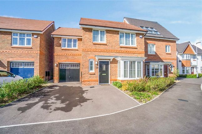 4 bed detached house for sale in Donaldson Road, Sealand, Deeside CH5