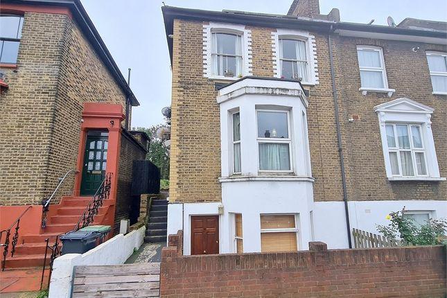 Thumbnail Flat for sale in Geoffrey Road, Brockley, London