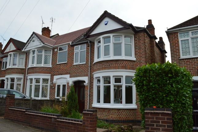 Thumbnail Terraced house to rent in Forfield Road, Coundon, Coventry