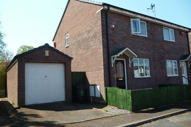 Thumbnail Semi-detached house to rent in Archers Garth, Carlisle