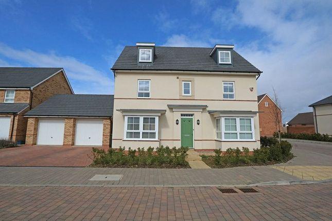 Detached house for sale in Mauretania Way, Brooklands, Milton Keynes