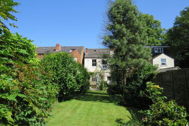 Thumbnail End terrace house for sale in Reservoir Retreat, Edgbaston, Birmingham
