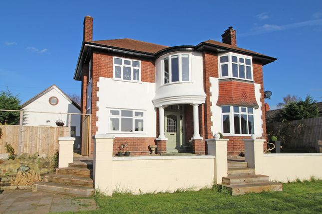 Thumbnail Detached house for sale in Mortlake Crescent, Chester