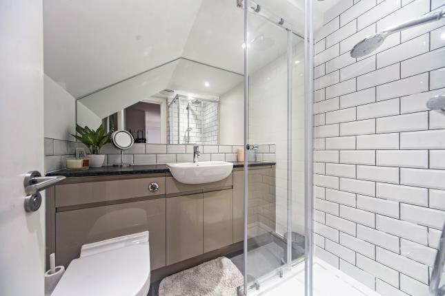 Shower Room of 1 Whyteleafe Hill, ., Whyteleafe, Surrey CR3