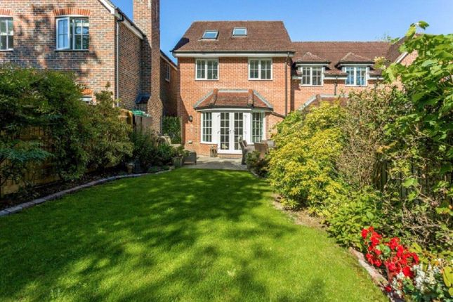 4 bed semi-detached house for sale in Wheelwrights, Highclere, Newbury, Hampshire RG20