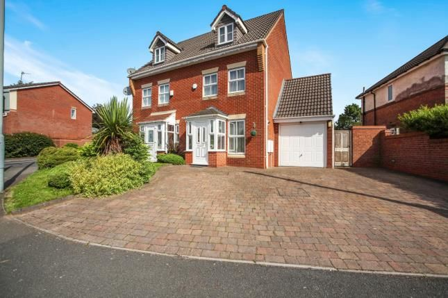 Thumbnail Semi-detached house for sale in Hill Top Road, Oldbury, West Midlands