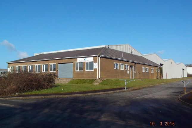 Thumbnail Light industrial for sale in Unit 14C Western Avenue, Bridgend Industrial Estate, Bridgend