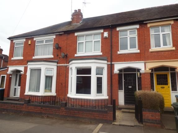 Thumbnail Terraced house for sale in Whitley Village, Coventry, West Midlands