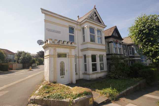 Thumbnail End terrace house to rent in Broad Park Road, Peverell, Plymouth