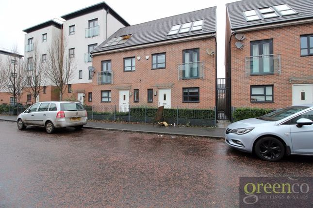 Thumbnail Town house to rent in Lord Street, Salford