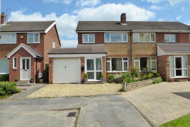 Thumbnail Property to rent in Rowan Close, Lichfield