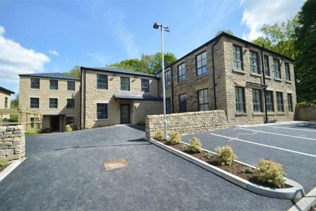 Thumbnail Flat to rent in The Old Glove Works, Riverside Mill, Glossop