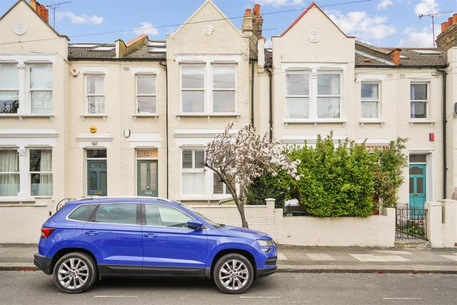 4 bed terraced house for sale in Haydon Park Road, London SW19