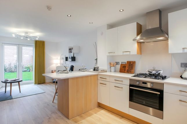 "Thumbnail End terrace house for sale in ""The Morden"" at Tollgate Road, Bodmin"