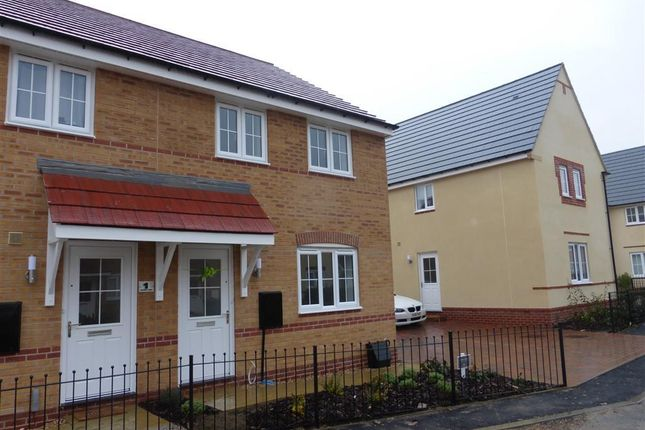 Thumbnail Property to rent in Michaels Drive, Corby