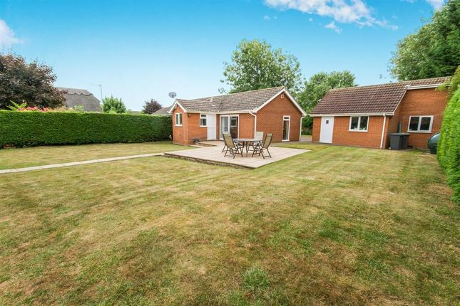 Thumbnail Bungalow to rent in Main Street, Ewerby, Sleaford