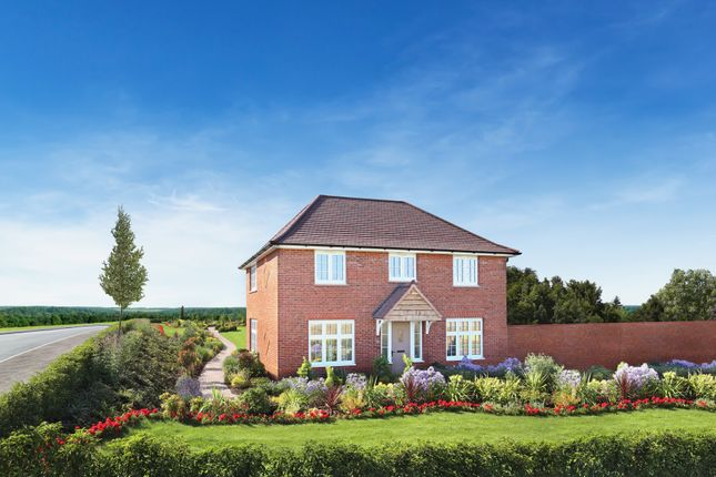 """Thumbnail Detached house for sale in """"Amberley"""" at Wrexham Road, Chester"""