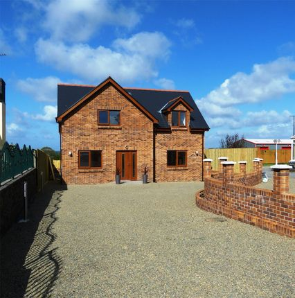 Thumbnail Detached house for sale in Cuckoo Lodge, Redstone Road, Narberth