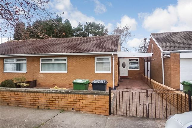 Thumbnail Bungalow to rent in Summerson Way, Bedlington