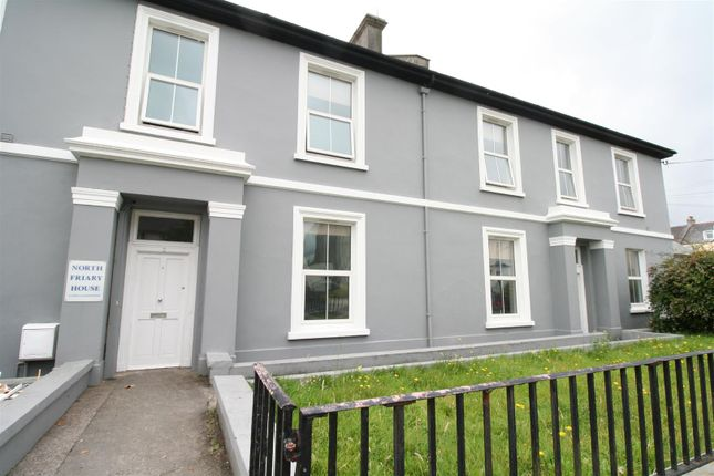 Thumbnail Flat to rent in Greenbank Terrace, Greenbank, Plymouth