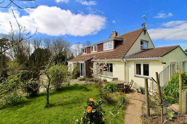 Thumbnail Detached bungalow for sale in Garras, Helston