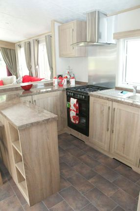 Static Holiday Lodge For Sale Devon