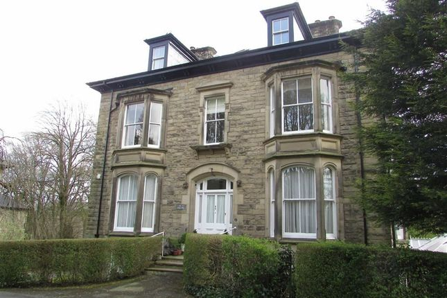 Thumbnail Flat for sale in 5 Park Road, Buxton, Derbyshire