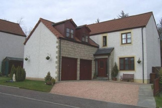 Thumbnail Detached house to rent in Maree Way, Glenrothes