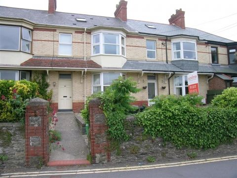 Thumbnail Flat to rent in South Street, Braunton
