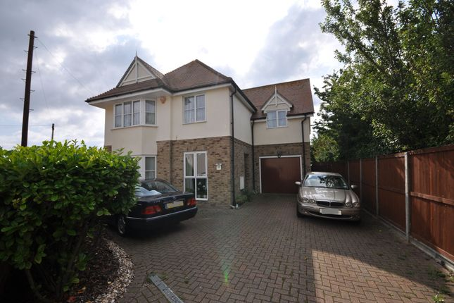 Thumbnail Detached house for sale in Hall Lane, Walton-On-The-Naze